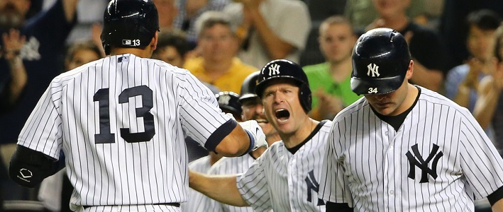 Cleveland Indians at New York Yankees MLB Spread Pick