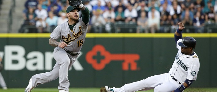 Oakland A's at Seattle Mariners MLB Lines Analysis