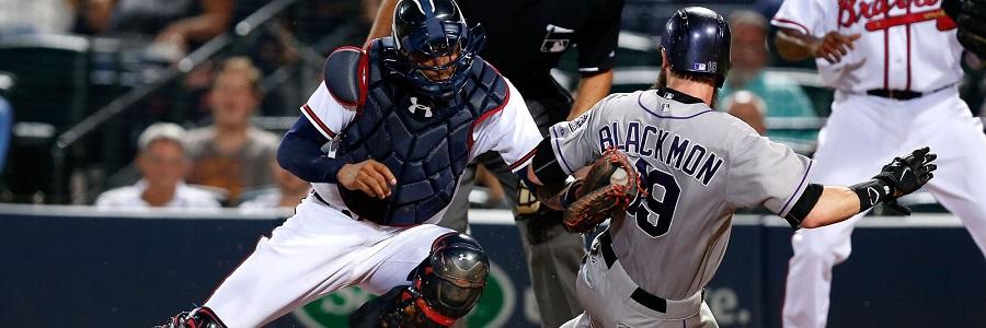 Colorado Rockies at Atlanta Braves Baseball Lines Preview