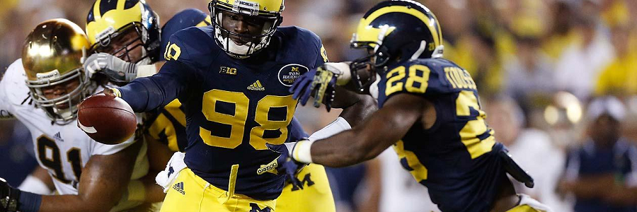 Highlight Top College Football Upset Picks Of The Week (Sept. 23-24)