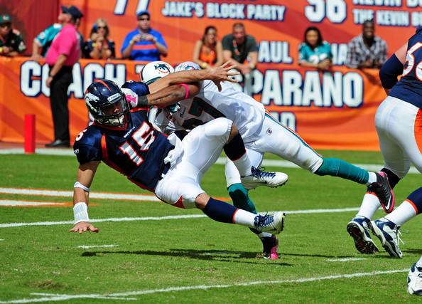 Dolphins vs Broncos