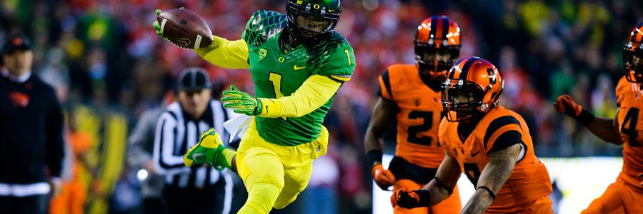 Oregon @ Oregon State NCAA Football Betting Preview
