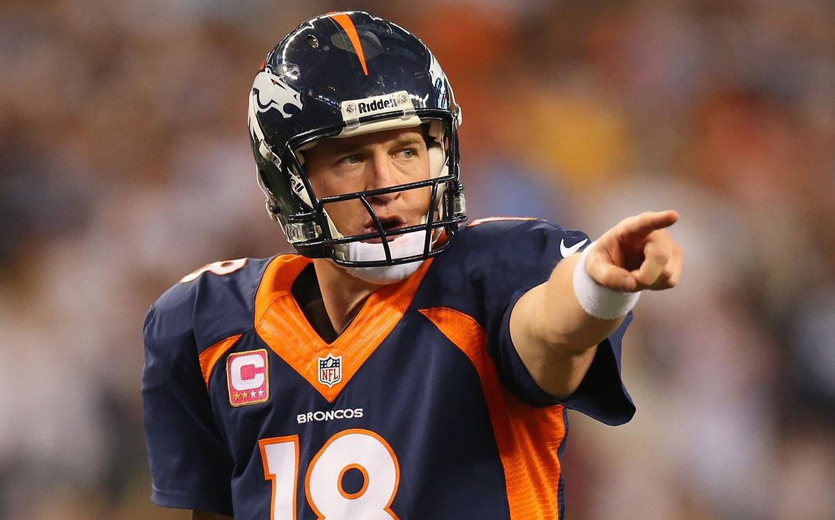 Manning-Denver Broncos