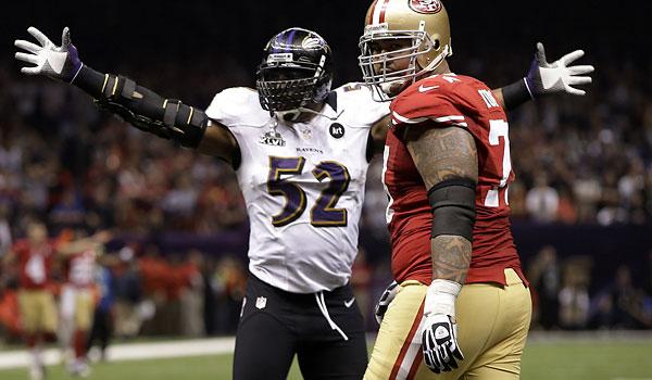 Ravens vs 49ers