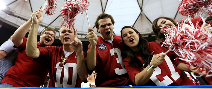 Top 5 Softest 2015 NCAA Football Odds Schedules