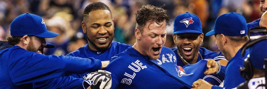 MLB Odds Preview on Toronto Blue Jays at Tampa Bay Rays