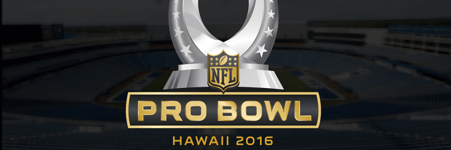 The 2016 Pro Bowl will be held again in Hawaii.
