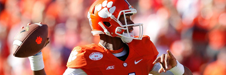 Clemson at Boston College Expert Pick & Odds