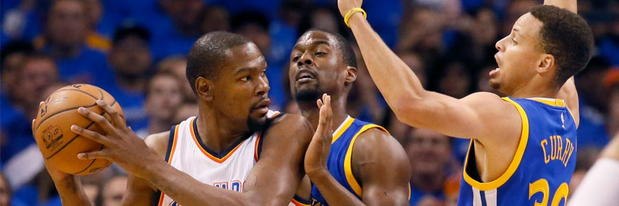 Oklahoma City at Golden State WCF Betting Pick Game 5