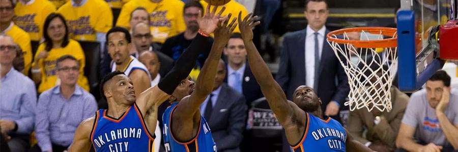 NBA Betting Pick on Golden State at Oklahoma City Game 4