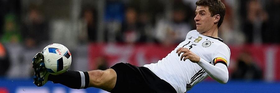Germany Vs Italy Soccer Odds Analysis