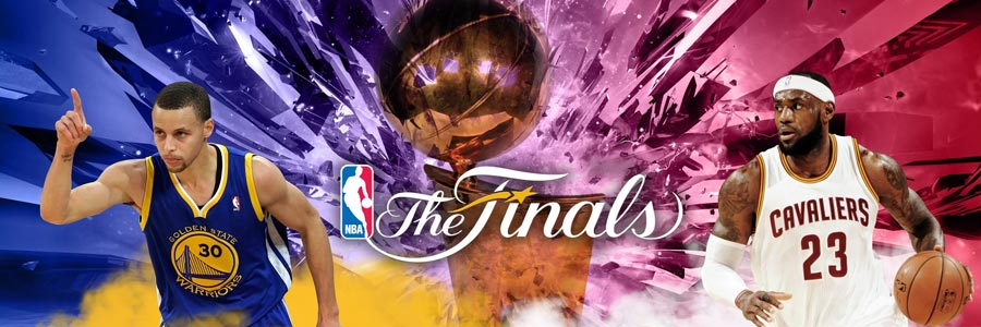 Cleveland at Golden State Game 5 NBA Finals Betting Odds