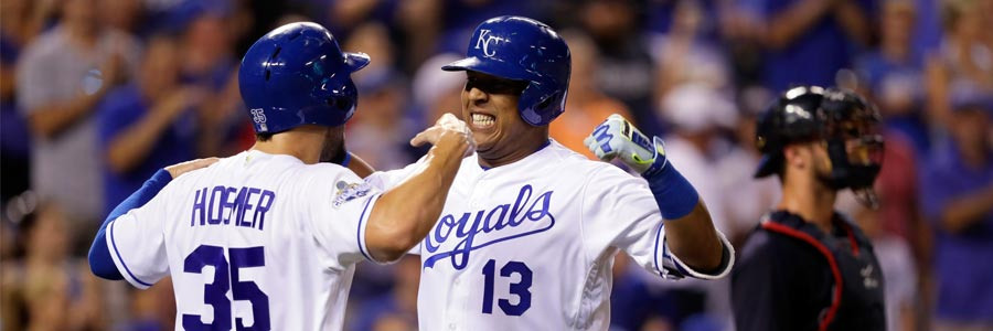 Online MLB Betting Pick on Kansas City Royals vs New York Mets