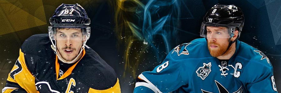 Pittsburgh st San Jose Stanley Cup Betting Odds Pick Game 3