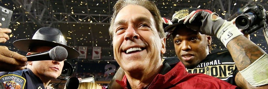 3 Reasons to Bet Against Alabama in College Football Playoffs