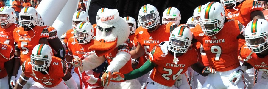 Miami at Duke Game Preview & College Football Lines for Week 5
