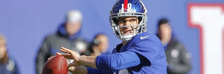 NY Giants vs Los Angeles Betting Pick & Odds