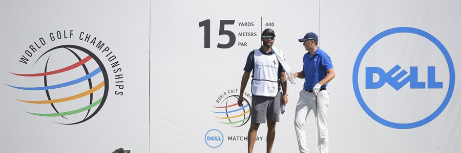 2018 WGC-Dell Technologies Match Play Golf Betting Preview