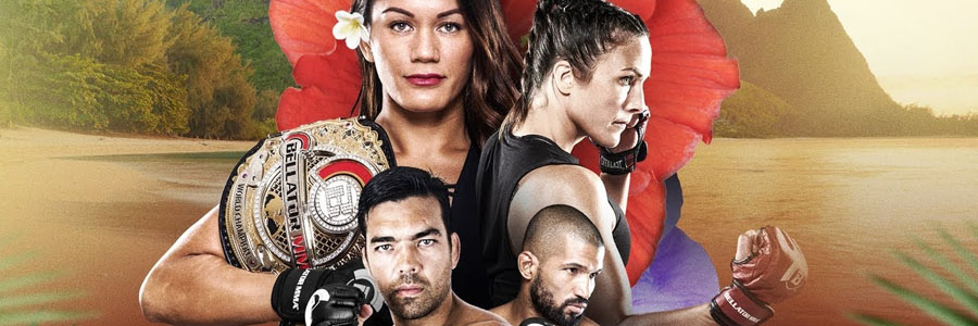 Bellator 213 Lines, Analysis & Predictions for Saturday Night.