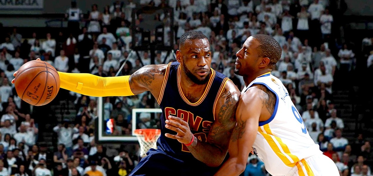 NBA Cleveland Cavaliers vs Golden State Warriors