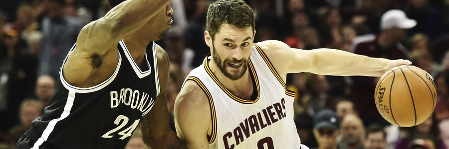 APR 03 - 2017 NBA Playoff Race And How To Bet On It