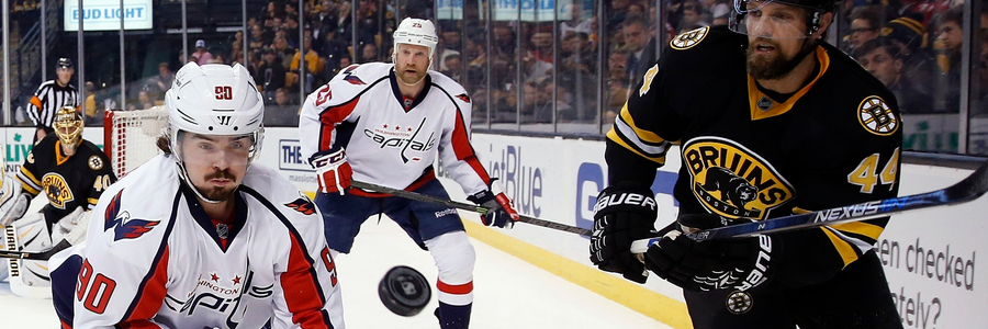 Islanders vs Capitals NHL Spread