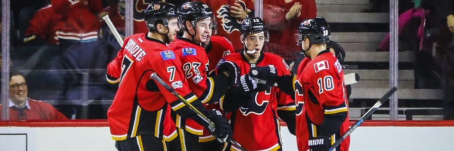 APR 07 - Calgary At San Jose NHL Expert Picks