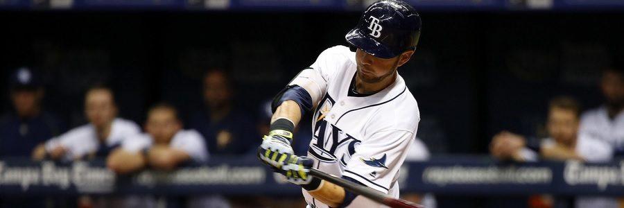 APR 12 - MLB Winning Favorites Tampa Bay At New York