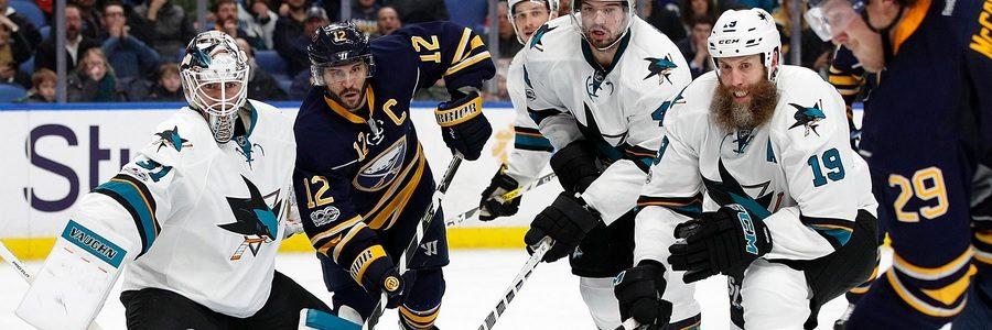 APR 12 - San Jose At Edmonton NHL Game 1 Expert Picks