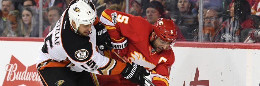 APR 17 - Anaheim At Calgary NHL Winning Predictions