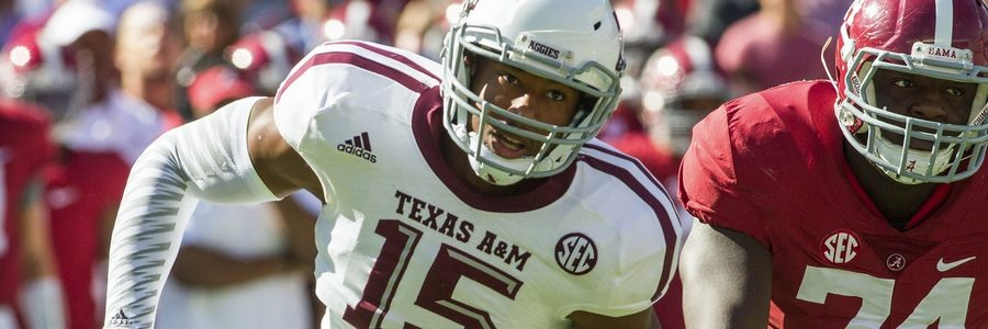 College Football Week 1: How to Bet Texas A&M at UCLA