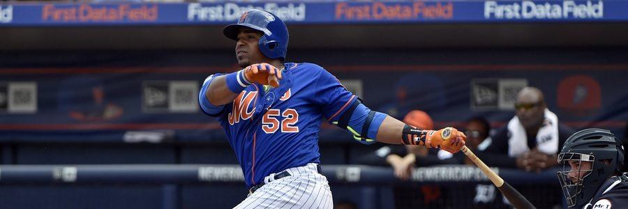 APR 27 - New York At Washington MLB Betting Run Lines