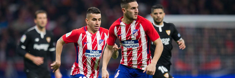 Atletico Madrid is huge favorite at the Soccer Betting odds to win the UEFA Europa League.