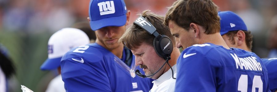 Baltimore at NY Giants Betting Prediction & Spread