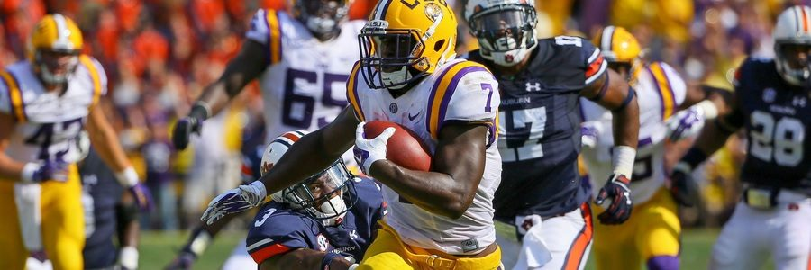 Ole Miss at LSU Free Pick & Betting Odds