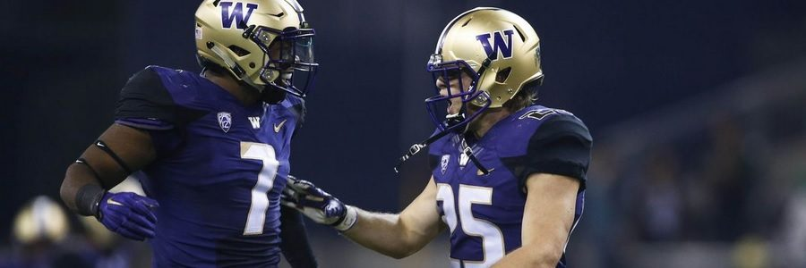 Oregon State at Washington Betting Spread & Pick