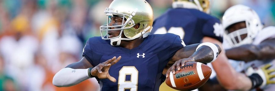 Navy at Notre Dame Lines, Betting Pick & TV Info