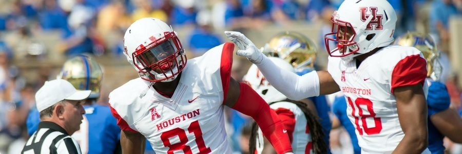 Central Florida at Houston Betting Pick & Spread