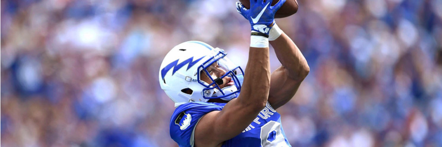Army @ Air Force NCAA Football Betting Analysis