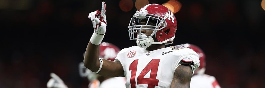 Early 2019 National Championship Betting Favorites