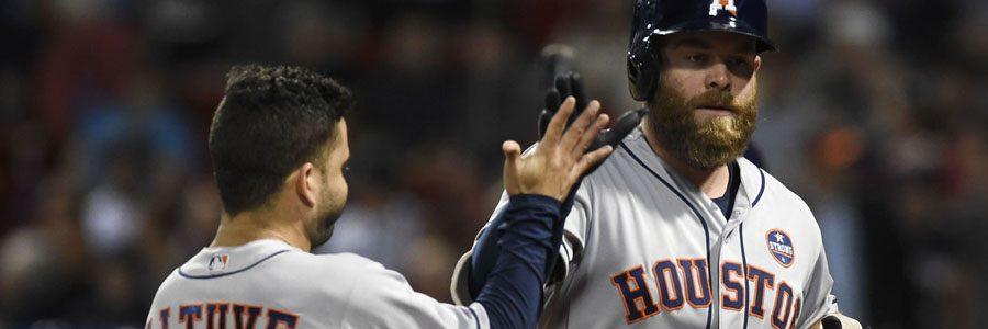 Houston Visits Boston as ALDS Game 3 Odds Favorites