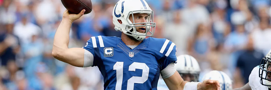 Early AFC South 2016 NFL Season Total Wins Odds