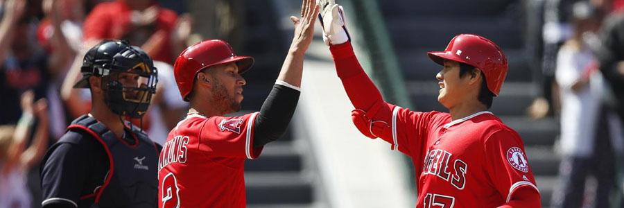 Game Info, MLB Spread & Betting Pick: Angels vs. Rockies.