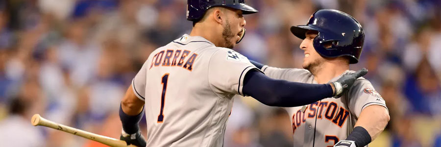Brewers vs Astros should be an easy victory for Houston.
