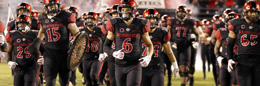 How to Bet San Diego State at Stanford NCAA Football Week 1 Odds.