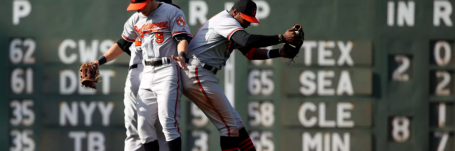 Betting the Tampa Bay vs Orioles MLB Match Up