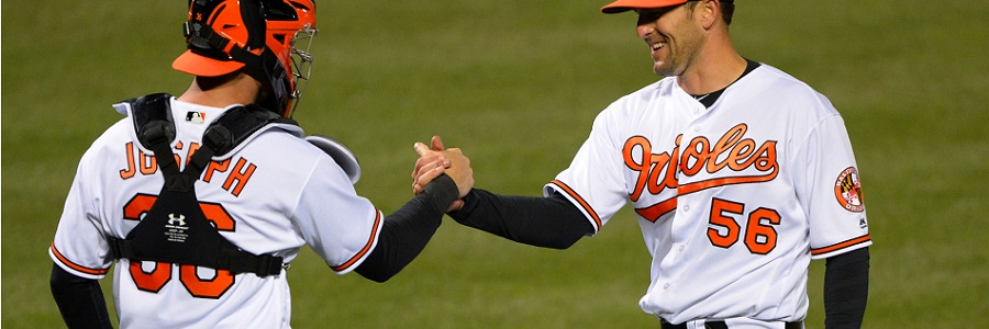 Baltimore Orioles MLB Betting Odds