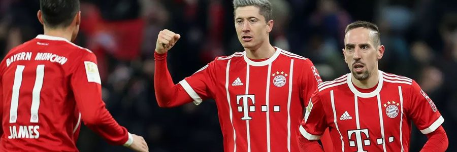 Soccer Betting Lines & Prediction: Bayern Munich vs. Borussia Dortmund