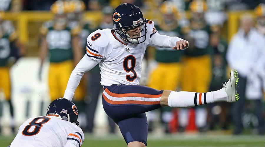 Bears Kicker