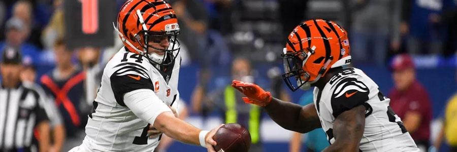 Saints vs Bengals should be an offensive showdown.